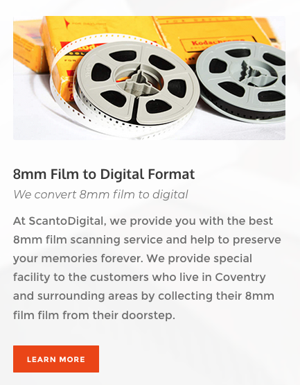 convert film to digital Archives - Scanning Service